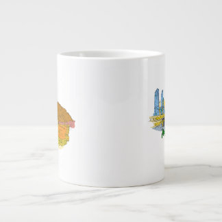 Mecca - Saudi Arabia.png Giant Coffee Mug
