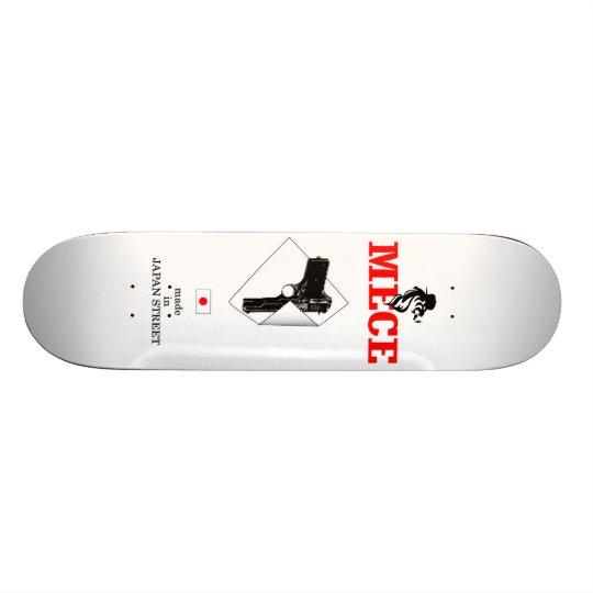 mece Soul Gun Skateboard Deck