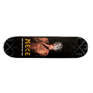 mece wear skateboard deck