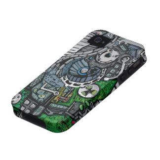 mech case Case-Mate iPhone 4 cover