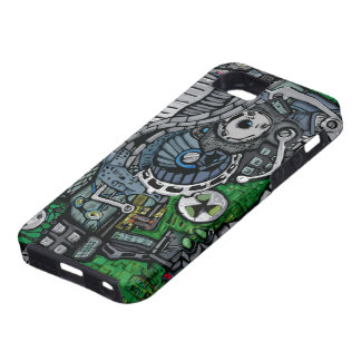 mech case iPhone 5 cover