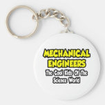 Mech Engineers...Cool Kids of Science World Key Chain