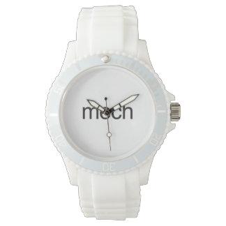 mech relojes de pulsera