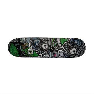 mech skateboard