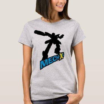 Disney Themed Mech X4 Silhouette T-Shirt