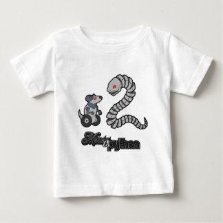 Mecha Mouse Vs Snake Baby T-Shirt