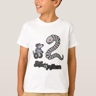 Mecha Mouse Vs Snake T-Shirt