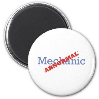 Mechanic / Abnormal 2 Inch Round Magnet
