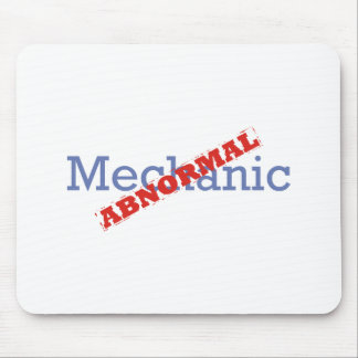 Mechanic / Abnormal Mouse Pad