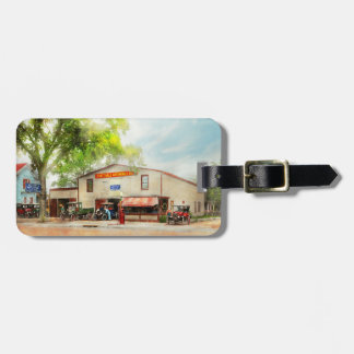 Mechanic - All cars finely tuned 1920 Luggage Tag