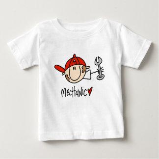 Mechanic Baby T-Shirt