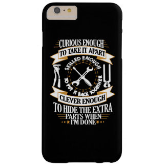 Mechanic Barely There iPhone 6 Plus Case