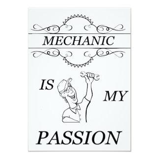 Mechanic Card