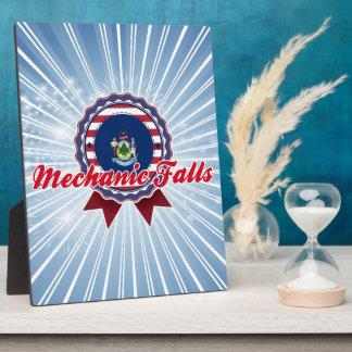 Mechanic Falls, ME Photo Plaque