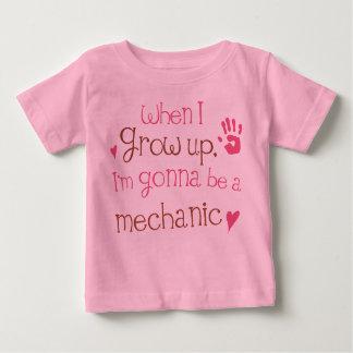 Mechanic (Future) Infant Baby T-Shirt