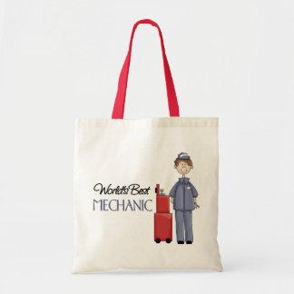 Mechanic Gift Canvas Bags