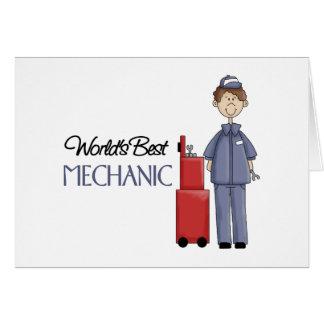 Mechanic Gift Card
