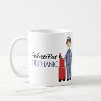 Mechanic Gift Coffee Mug