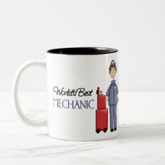 Mechanic Gift Coffee Mugs