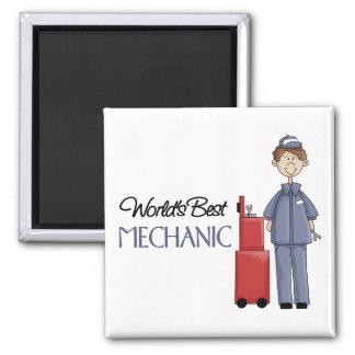 Mechanic Gift Fridge Magnet