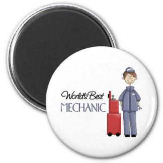 Mechanic Gift Magnet