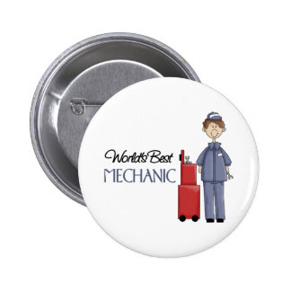 Mechanic Gift Pin