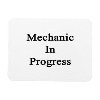 Mechanic In Progress Flexible Magnets