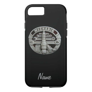 """Mechanic"" iPhone 7 TOUGH CASE"