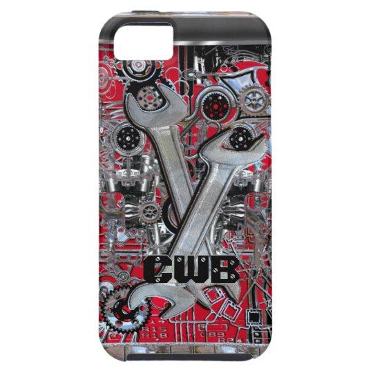 Mechanic iPhone SE/5/5s Case