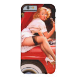 Mechanic Pin Up Barely There iPhone 6 Case