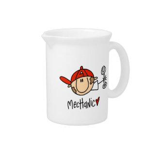 Mechanic Drink Pitcher