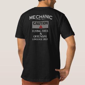 MECHANIC Safety Tshirts