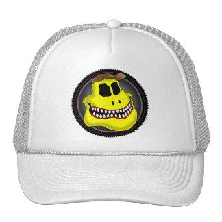 MECHANIC SKULL 2r Hat