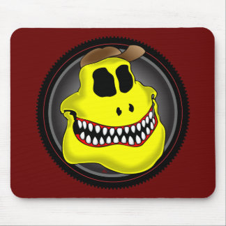 MECHANIC SKULL 2r Mouse Pad