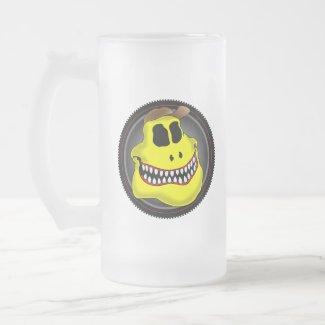 MECHANIC SKULL 2r mug