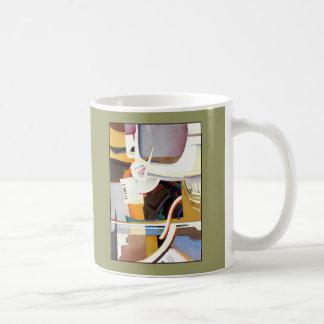 MECHANICA COFFEE MUG