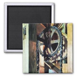 Mechanical Advantage 2 Inch Square Magnet