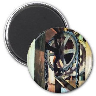 Mechanical Advantage 2 Inch Round Magnet