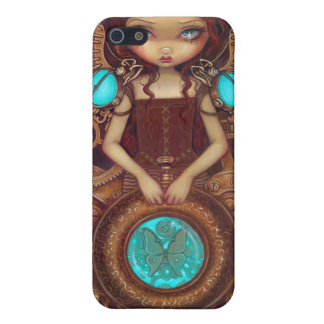 Mechanical Angel 1 iPhone 4 CASE steampunk fairy
