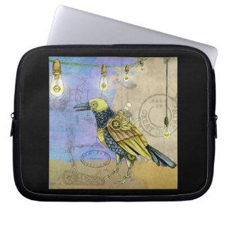 Mechanical Bird electronics bag Laptop Computer Sleeve