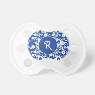Mechanical circles pattern pacifier
