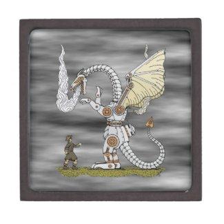 Mechanical Dragon Gift Box