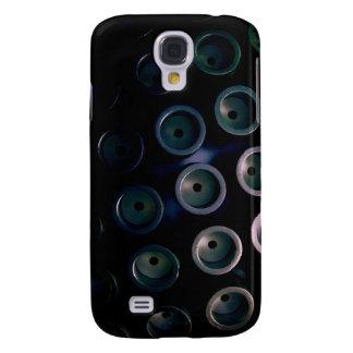 Mechanical Dragonfly Eyes Samsung Galaxy S4 Case