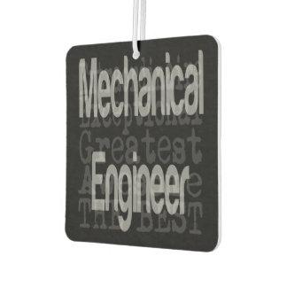 Mechanical Engineer Extraordinaire Air Freshener