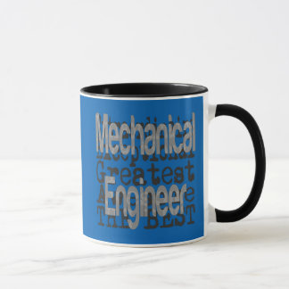 Mechanical Engineer Extraordinaire Mug
