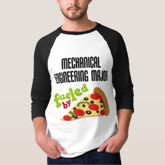 Mechanical Engineering Major Tee Shirt