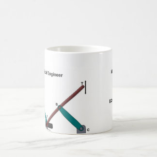 Mechanical engineering mug