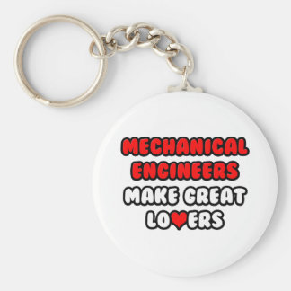 Mechanical Engineers Make Great Lovers Keychains