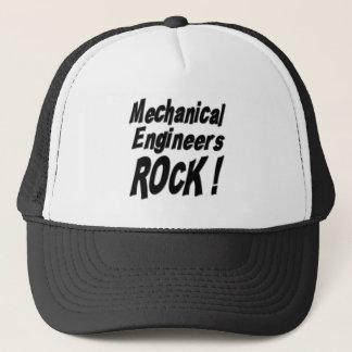 Mechanical Engineers Rock! Hat