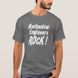 Mechanical Engineers Rock! T-shirt